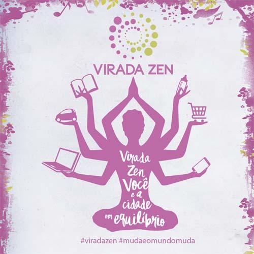 Meditação com monge Satyanatha na segunda edição do Virada Zen
