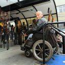 Curitiba é modelo de acessibilidade no transporte coletivo