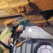Restauração da Sala Princesa Isabel