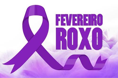 Fevereiro Roxo conscientiza para o Lúpus, Fibromialgia e Alzheimer