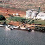 Hidrovia movimenta 9,7 milhões de toneladas