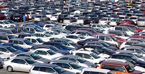 Venda de automóveis cresce 10,2%