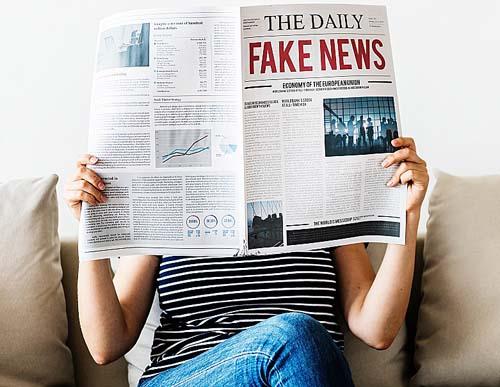 Pessoas da Terceira Idade compartilham mais notícias falsas