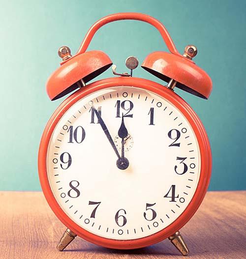 Horário de Verão termina hoje e pode desregular o sono