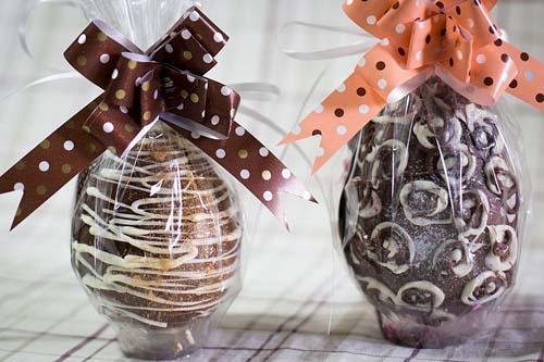 Chocolates artesanais crescerão vendas entre 10% a 20% nesta Páscoa