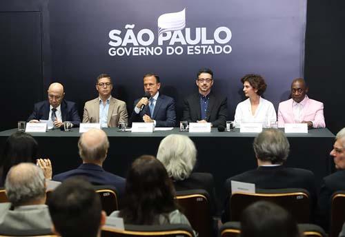 São Paulo anuncia Conselho Estadual de Cultura e Economia Criativa
