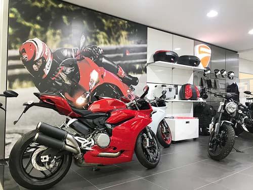Ducati bate recorde e amplia participação no mercado brasileiro