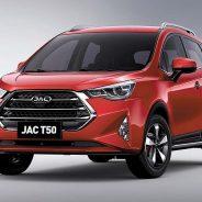 O novíssimo SUV da JAC