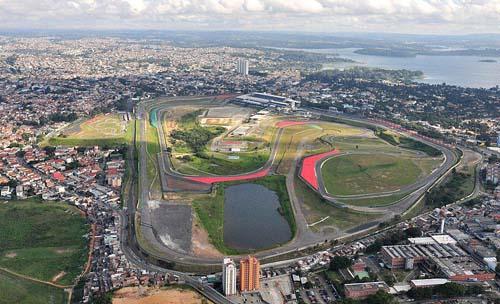 Disputa pelo GP do Brasil