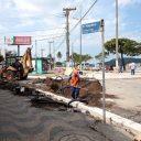 Amanhã Nova Ponta da Praia terá trecho com pistas concluídas