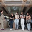 Visita técnica apresenta as obras de restauro na Sala Princesa Isabel