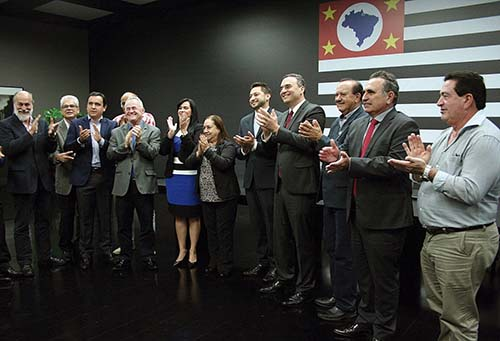 Flavio Amary é eleito presidente do Fórum Nacional