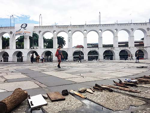 "Amanhã, no Rio de Janeiro, ""O Espírito Sopra Onde Quer"""