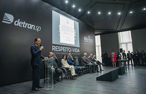São Paulo adota novas ações para combater a violência no trânsito