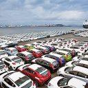 Exportações de veículos apresentaram queda de 41,5% no semestre
