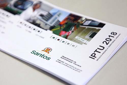 Prazo para adesão ao Refis em Santos termina na quarta-feira