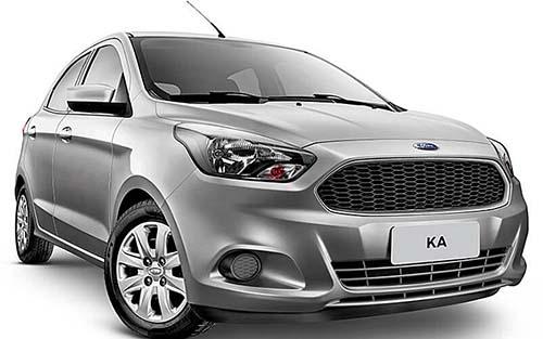 Ford faz recall por problema no chicote de monitoramento da bateria