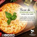 Pizzarias comemoram Dia da Pizza e ajudam Casa da Esperança de Santos
