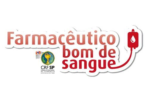 """""""Farmacêutico Bom de Sangue"""" incentiva doação em Santos"""