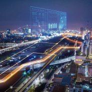 Infraestrutura urbana inteligente