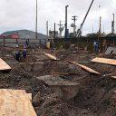 Prefeito vistoria obras de revitalização da Nova Ponta da Praia