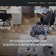Para arquitetos e designers de interiores