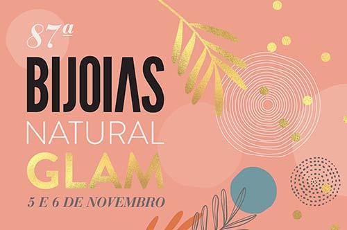 87ª Bijoias apresenta Natural Glam como a tendência da estação