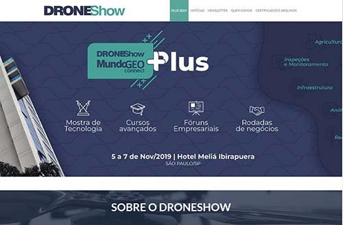 Geolocalização com drones impulsiona indústria 4.0