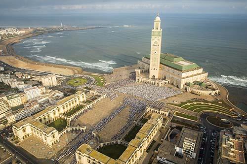 Marrocos expõe em São Paulo visando atrair o turista brasileiro