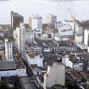 Renovação urbana no Centro de Santos
