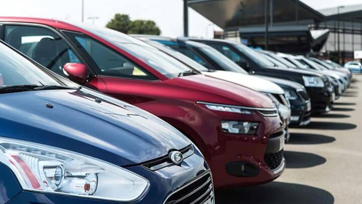 Vendas de carros são crescentes