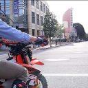 Infrações de moto que causam suspensão direta da CNH