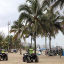 Guarda Municipal orienta para garantir bem-estar nas praias de Santos