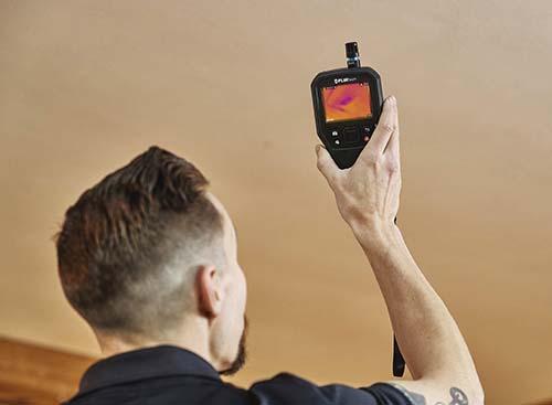 Tecnologia em sistema de inspeção predial