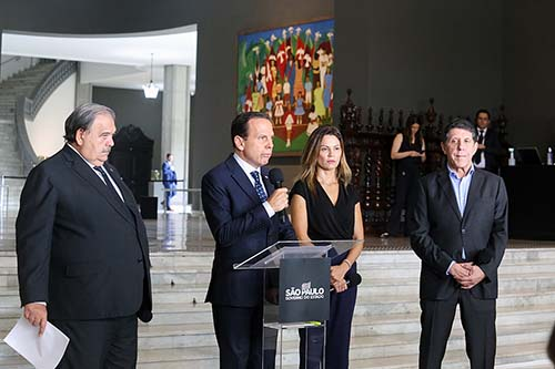 São Paulo anuncia crédito de R$ 500 milhões para proteger empresas