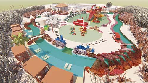 Resort investe R$ 35 milhões em acqua park