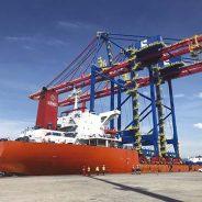 Equipamentos modernizam Tecon Santos