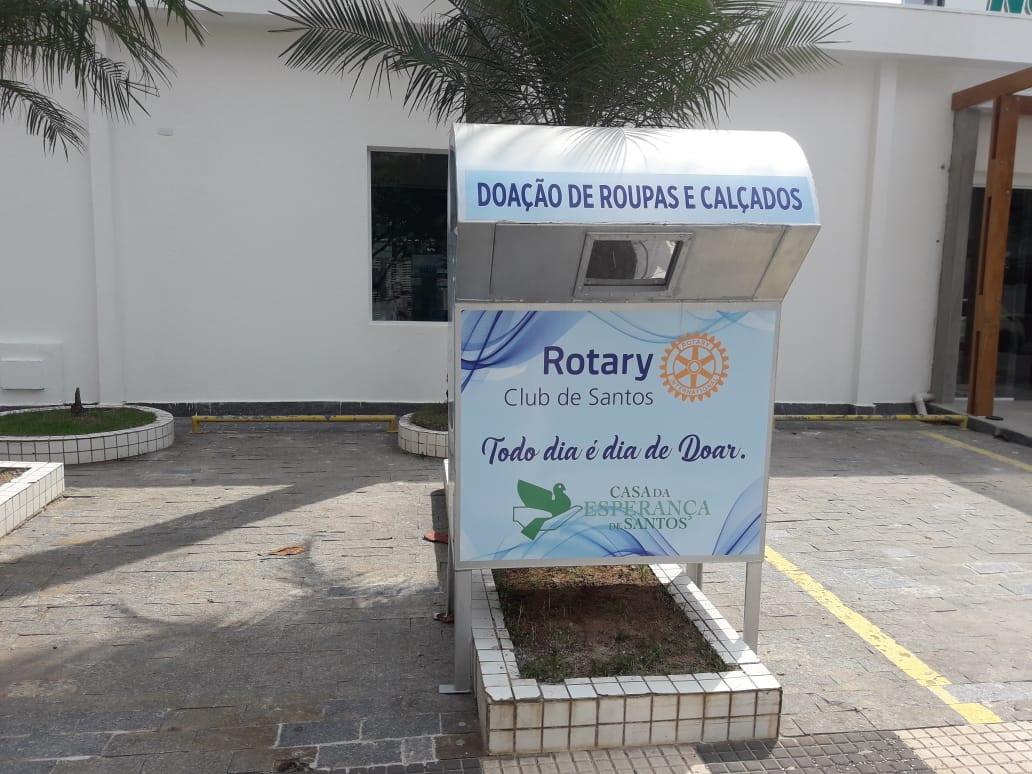 Casa da Esperança de Santos necessita de doações para adquirir EPIs