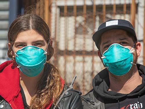Uso de máscaras em Santos passa a ser obrigatório a partir de 1º de maio