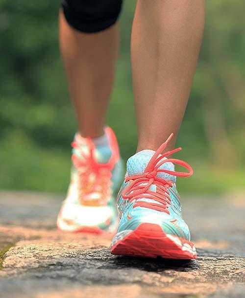 Atividade física melhora condicionamento e auxilia asmáticos