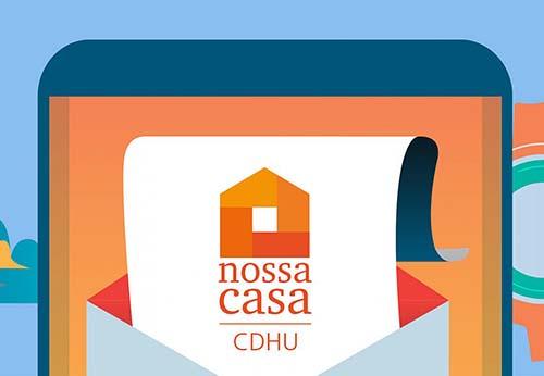 Habitação e CDHU realizam sorteios digitais ao vivo pela internet