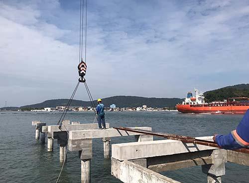 Novo Deck do Pescador será entregue em agosto na Ponta da Praia
