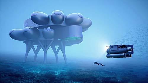 Curaçao receberá a maior estação de pesquisa subaquática do mundo