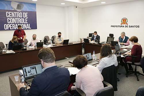 Relatório revela contribuições ao projeto de URE na Área Continental de Santos