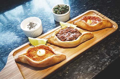 Gastronomia árabe em casa