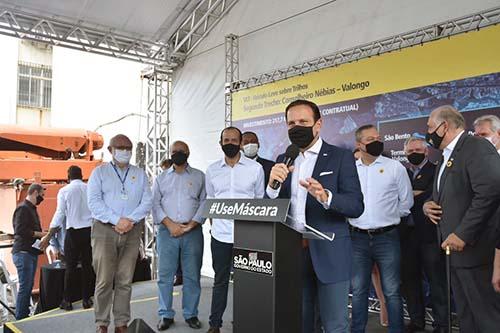 Autorizado início das obras do segundo trecho do VLT em Santos