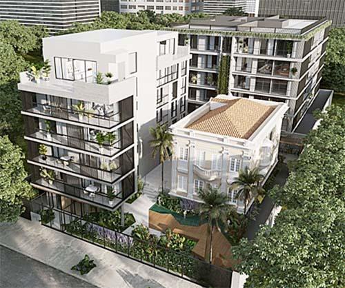 Com projeto adaptado, residencial Ivo será lançado sábado em Botafogo