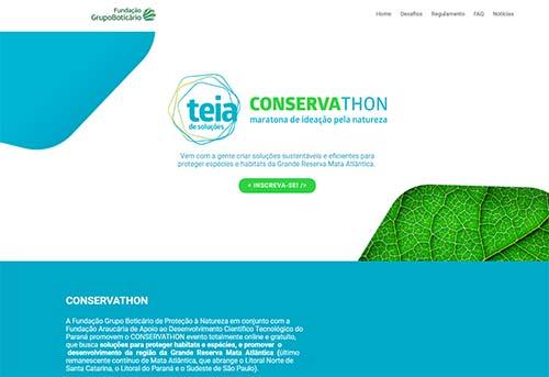 Conservathon desafia criatividade para a proteção da Mata Atlântica