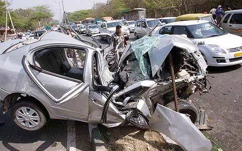 Impactos dos acidentes de transportes