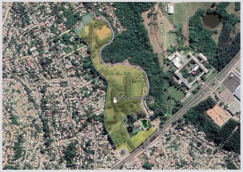 Condomínio fechado de alto padrão no Cantegril, em Viamão